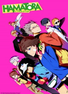 دانلود زیرنویس فارسی انیمه Hamatora The Animation: Saishuukai Chokuzen! Mao ga Okuru